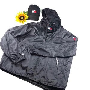 Tommy Hilfiger Water Stop Rain Jacket Full Zip